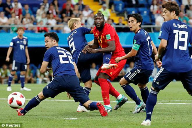 ĐT Việt Nam chú ý: Nhật Bản từng bị loại ở World Cup 2018 như thế nào? - 1