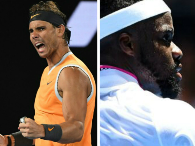Trực tiếp Nadal - Tiafoe: Sai lầm cuối set, Nadal chốt hạ (KT)