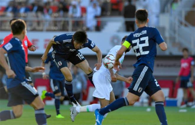 Nhật Bản chưa bung hết sức: Nghi giấu bài chờ hạ Việt Nam Asian Cup - 1