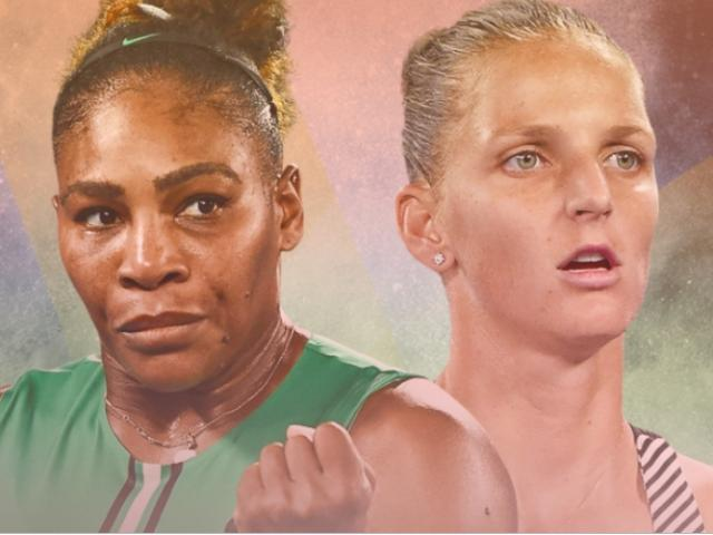 Serena - Pliskova: Nữ hoàng đại chiến, cú sốc 3 set (TK Australian Open)