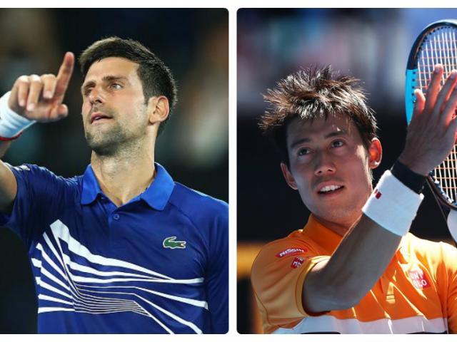 Trực tiếp  Djokovic - Nishikori: Kết thúc ngỡ ngàng (KT)