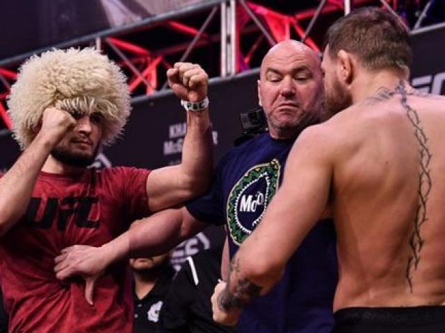 """McGregor muốn tái đấu: Khabib chốt câu như """"dao đâm"""""""