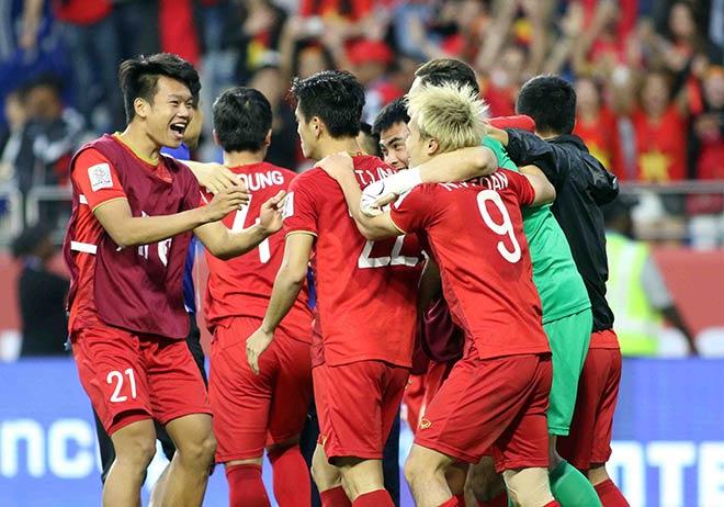 """ĐT Việt Nam quyết đấu """"khổng lồ"""" Nhật Bản: 2 yếu tố quyết định chiến thắng - 1"""