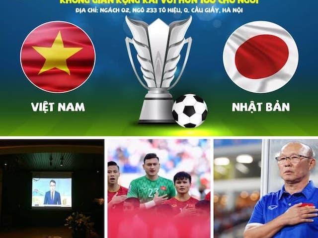 Việt Nam đá tứ kết Asian Cup: Dân mạng hi vọng phép màu thắng Nhật Bản