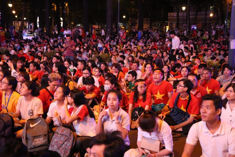 """Không thể quật ngã """"gã khổng lồ"""" Nhật Bản, triệu fan vẫn tự hào về đội tuyển Việt Nam - 17"""