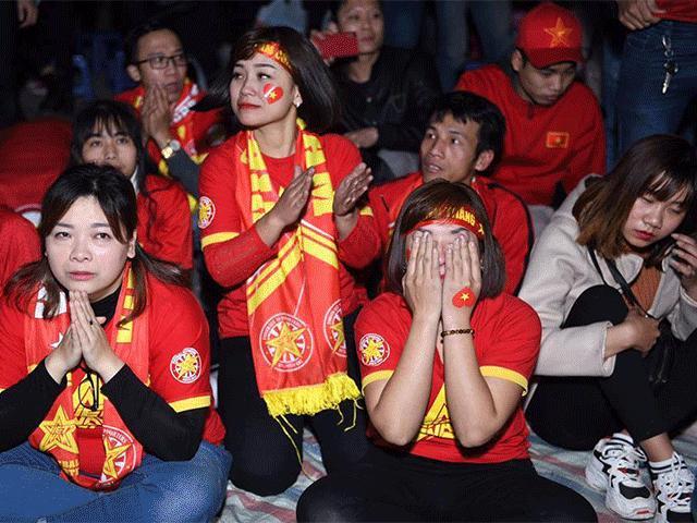 """Không thể quật ngã """"gã khổng lồ"""" Nhật Bản, triệu fan vẫn tự hào về đội tuyển Việt Nam"""
