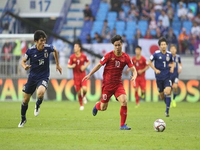 Trực tiếp Asian Cup Việt Nam - Nhật Bản: Cơ hội ngon ăn liên tiếp