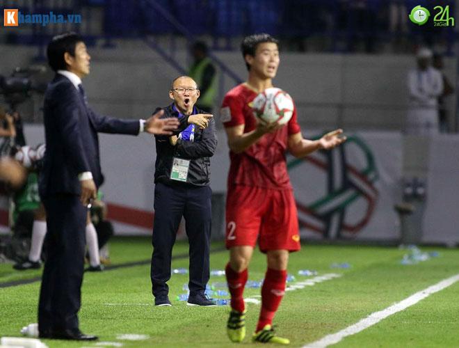 Họp báo: HLV Park Hang Seo hé lộ lý do Việt Nam thua Nhật Bản - 2