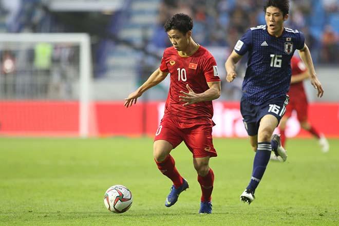 """Việt Nam khiến triệu fan phấn khích: """"Ma thuật"""" Công Phượng, Nhật Bản chao đảo - 1"""