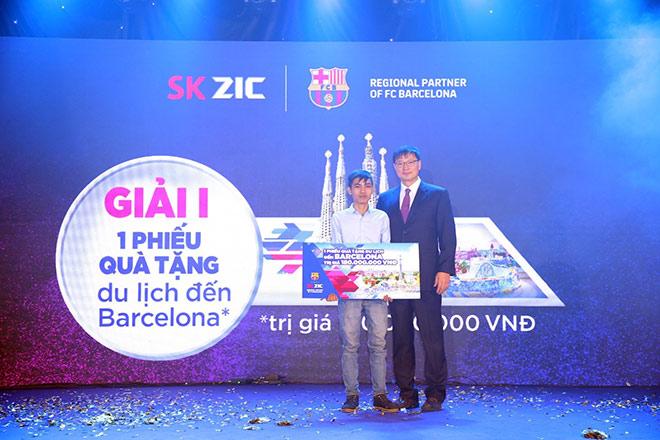 Ông lớn Hàn Quốc Sk ZIC tham vọng chinh phục khách hàng Việt - 1