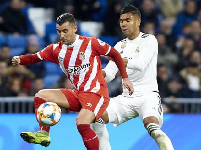 Real Madrid - Girona: Rượt đuổi ngược dòng hấp dẫn