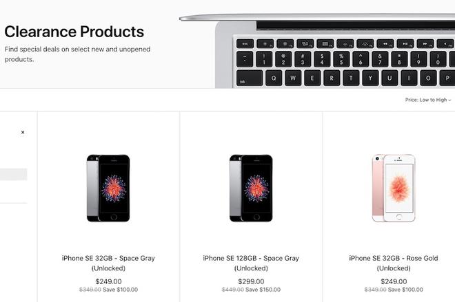 iPhone SE xả kho giá siêu rẻ cũng không sánh được với Redmi Note 7 - 1