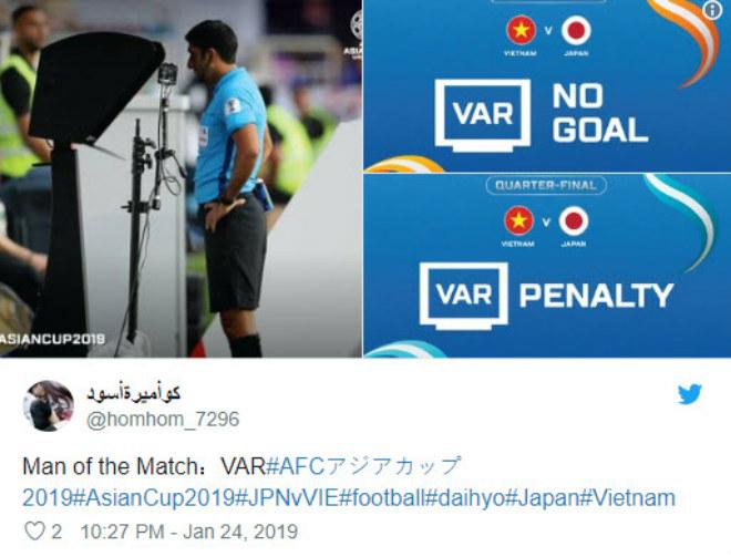 Bùng nổ tranh cãi tình huống penalty của Việt Nam: Báo Nhật nói gì về VAR? - 1