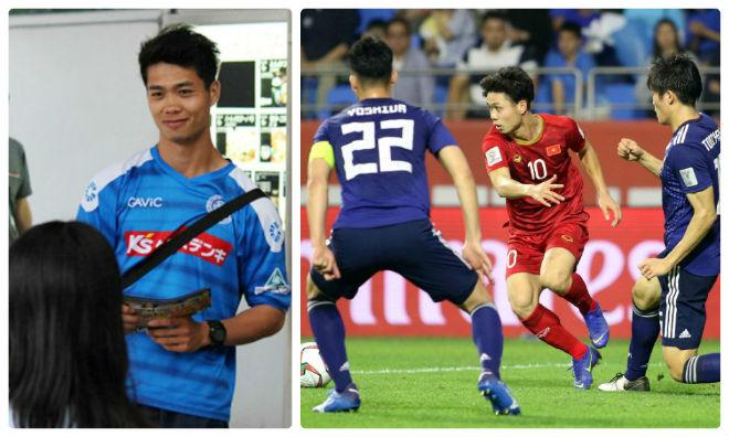 """Công Phượng tỏa sáng ở Asian Cup: Sau """"biển lớn"""" là giấc mơ J-League? - 1"""