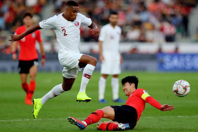 Hàn Quốc bị loại sốc ở Asian Cup: Ác mộng trứng thối chờ Son Heung Min - 1
