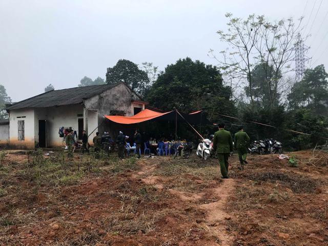 Hé lộ lời nhắn cuối cùng của nghi phạm sát hại 2 mẹ con cô giáo ở Phú Thọ - 1