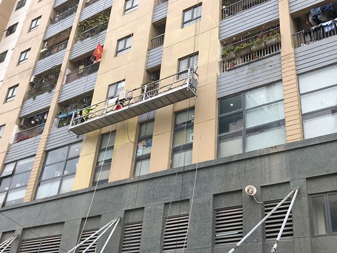 Phúc Hà Group bảo hành chung cư Thăng Long Victory trước Tết Kỷ Hợi - 1