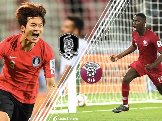 Trực tiếp bóng đá Asian Cup Hàn Quốc - Qatar: Chờ bữa tiệc tấn công