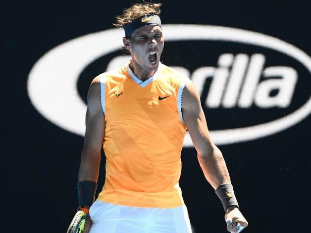 Nóng bỏng chung kết Australian Open: Một Nadal không thể tin nổi