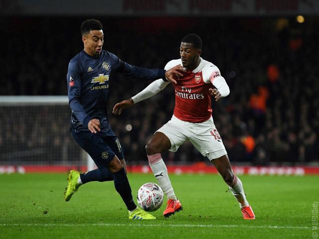 Trực tiếp Arsenal - MU: Bỏ lỡ cơ hội cuối cùng (KT)