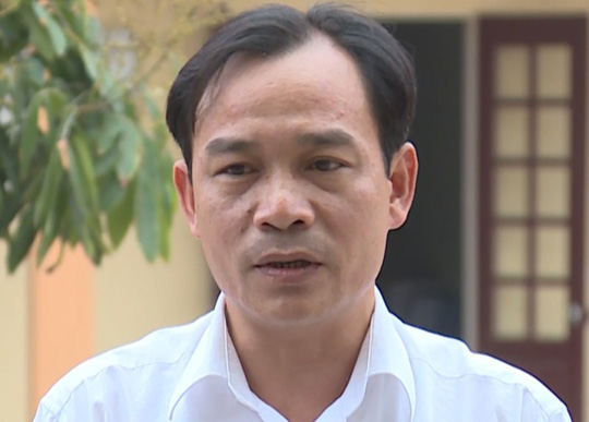 The president of the Thanh Hoa municipality must resign, because 60.8% of the vote is