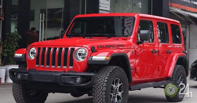 Jeep Wrangler Rubicon Unlimited 2019 Vietnam Sells Vnd 4 2 Million Satmu