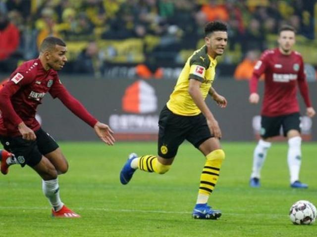 Dortmund - Hannover: Thêu hoa dệt gấm, mãn nhãn 6 bàn