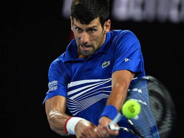 """""""Nổi da gà"""" với Djokovic: Chạy xé gió vung trái thần sầu hủy diệt Nadal"""