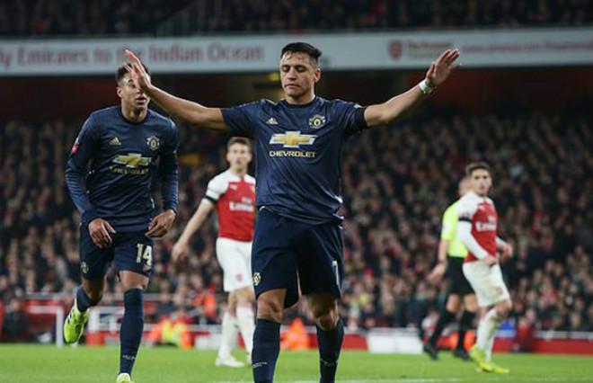 """MU hạ đẹp Arsenal, sao """"Quỷ đỏ"""" lớn tiếng hăm dọa phục hận Liverpool - 1"""