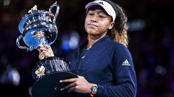 """Nhà vô địch Australian Open bị """"ám"""": Giật mình với gương mặt vô hồn - 1"""