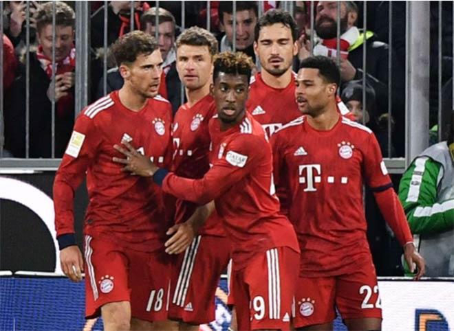 """Bayern Munich - Stuttgart: Ngỡ ngàng """"đại bác"""", thần may mắn mỉm cười - 1"""
