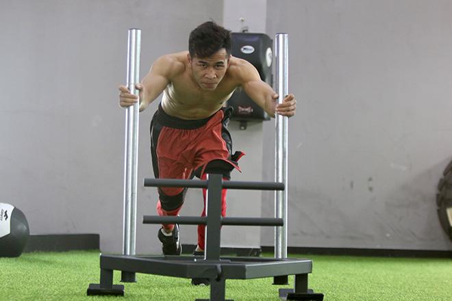 """Ngôi sao boxing Việt sang Mỹ lấy đai thế giới: Trần Văn Thảo bỏ Tết tập """"khủng"""" - 1"""