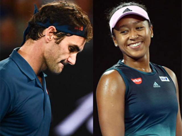 """Bảng xếp hạng tennis 28/1: Federer đau đớn """"hít khói"""" Djokovic - Nadal"""