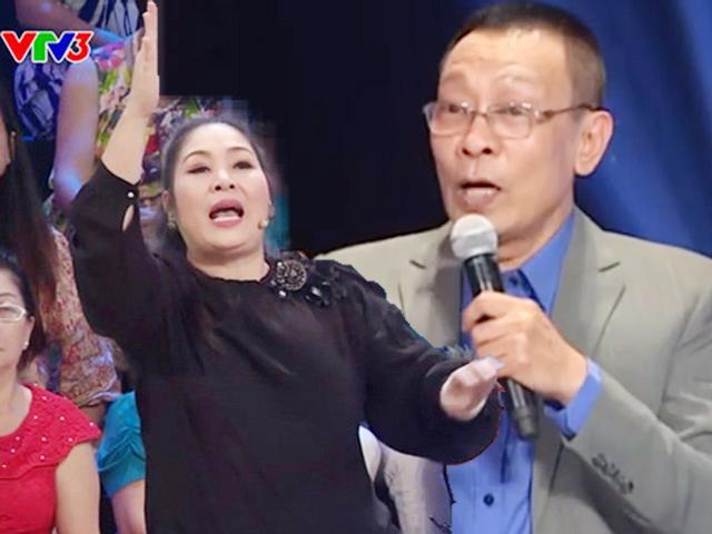 NSND Hồng Vân: Sao Lại Văn Sâm không xuống để Thanh Bạch dẫn thay?