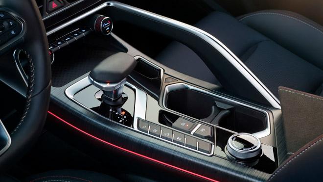 """SUV thể thao Trung Quốc tiếp tục lộ ảnh nội thất """"cực chất"""" - 4"""