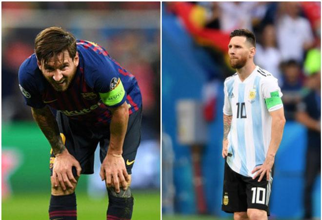 """Messi và """"dớp"""" đội trưởng: Một tấm băng sao làm khó được thiên tài - 1"""