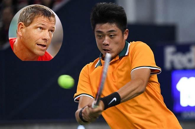 """Chuyện như đùa: Mẹ tay vợt Trung Quốc """"nhúng tay"""" khiến siêu HLV bỏ chạy - 1"""