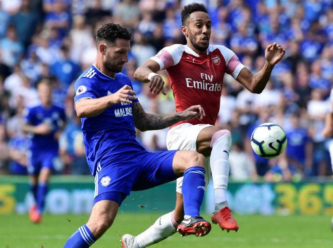 Arsenal - Cardiff: Trút cơn giận thua đậm MU - 1
