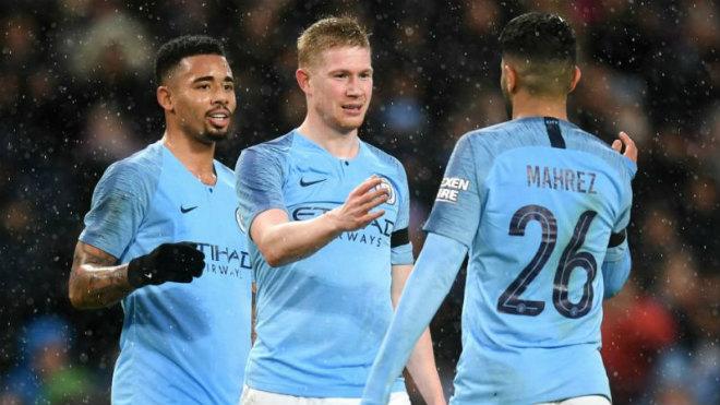 Newcastle - Man City: Phả hơi nóng vào gáy Liverpool - 1