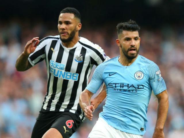 Newcastle - Man City: Phả hơi nóng vào gáy Liverpool