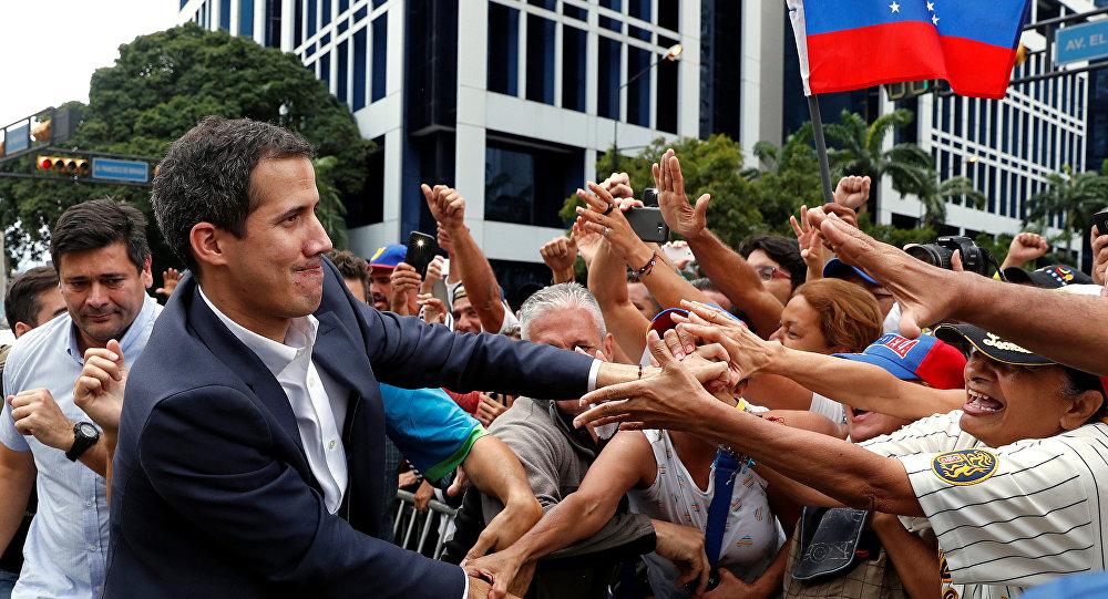 Venezuela cấm Tổng thống thứ hai rời đất nước - 1
