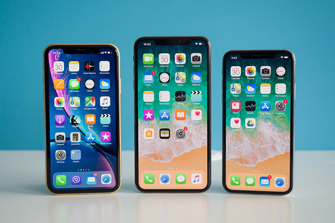How many iPhone sold Apple in the 4/2018 quarter? - 1