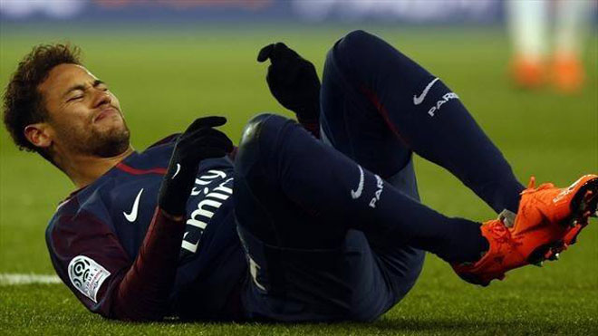 & # 34; Concussion & # 34; PSG wants to fight MU Cup with C1: Neymar sits before 10 weeks - 1
