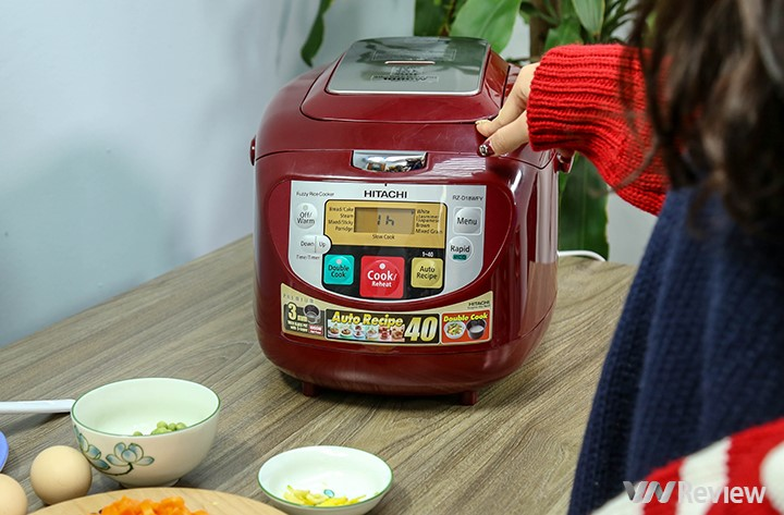 Món ngon mỗi ngày bằng nồi cơm điện Hitachi - 1