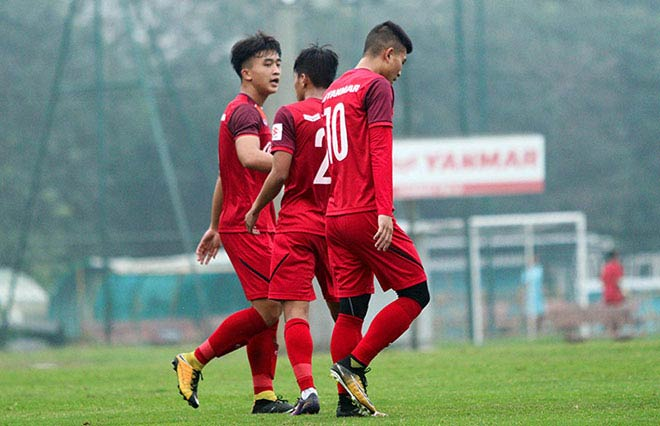 U22 Vietnam Practicals Heroic Battle of Southeast Asia: Thai Fights Reveal Two Concerns - 1