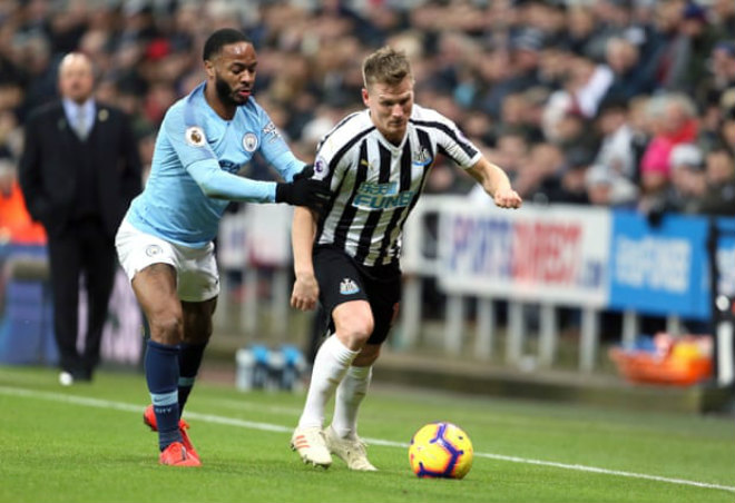"""Newcastle - Man City: 25 giây """"mở khóa"""", cái kết kinh hoàng - 1"""