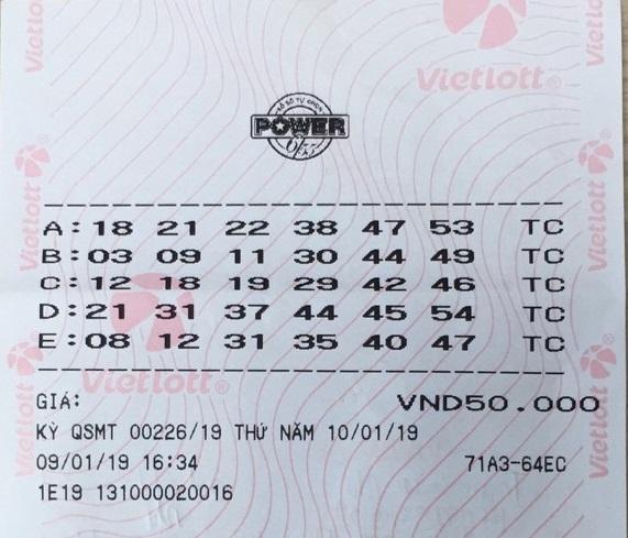 Vietlott trao giải Jackpot trị giá 3,5 tỷ đồng cho khách hàng tại Hưng Yên - 1