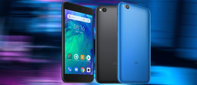 Ra mắt Xiaomi Redmi Go, giá cực rẻ - 1