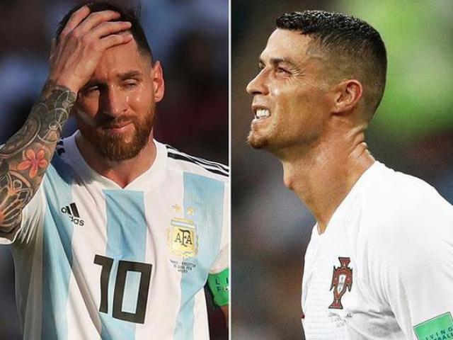 Tranh cãi: Messi vĩ đại nhưng vẫn thua Ronaldo một điều