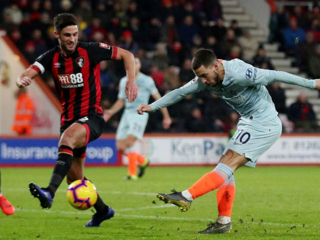 Video, results of Bournemouth football - Chelsea: Sharp counterattack, 4